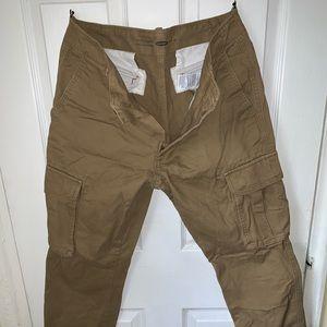 Men's Broken-in Cargo Pants